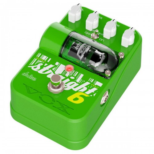Vox Tone Garage Straight 6 Overdrive Guitar Effects Pedal