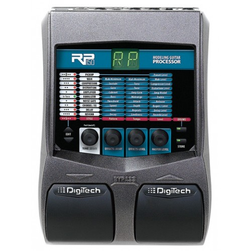 DigiTech RP150 Guitar Multi Effects Pedal