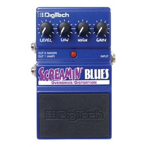 DigiTech Screamin' Blues Overdrive/Distortion