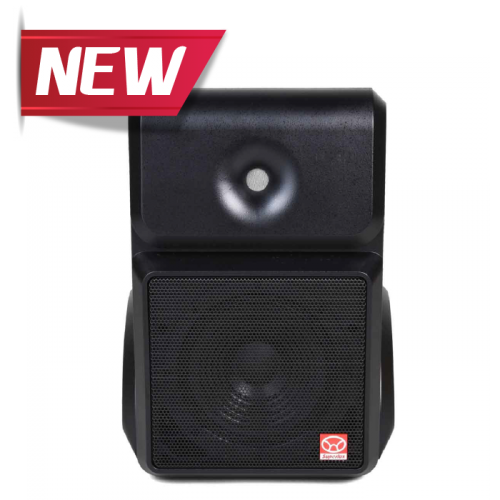 Superlux SE108W Multi-Functional Portable Speaker with channel wireless microphone
