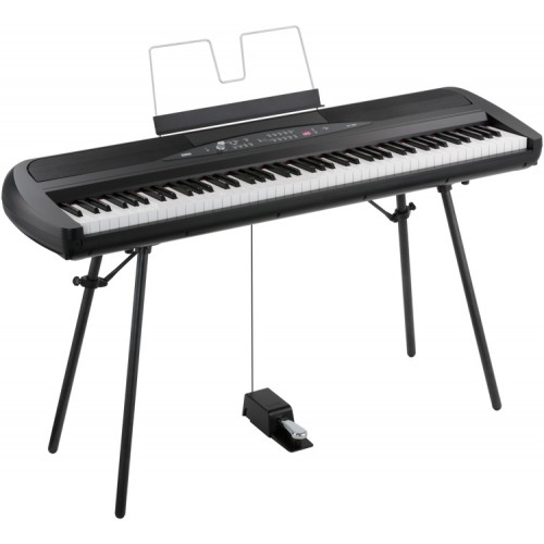 Korg SP 280 Digital Piano-Black
