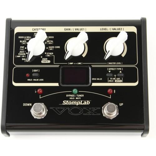 vox stomplab ig buy guitar effects pedal best price. Black Bedroom Furniture Sets. Home Design Ideas