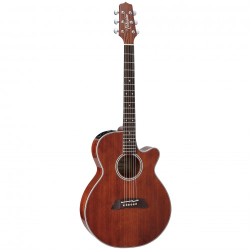 Takamine EF261 SAN Acoustic -Satin Antique Guitar with Case
