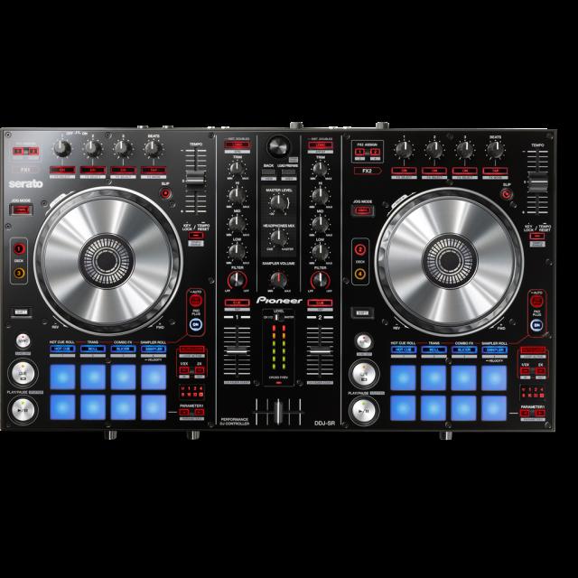 Pioneer DDJ-SR - 2Channel DJ Controller - DJ Controller - DJ