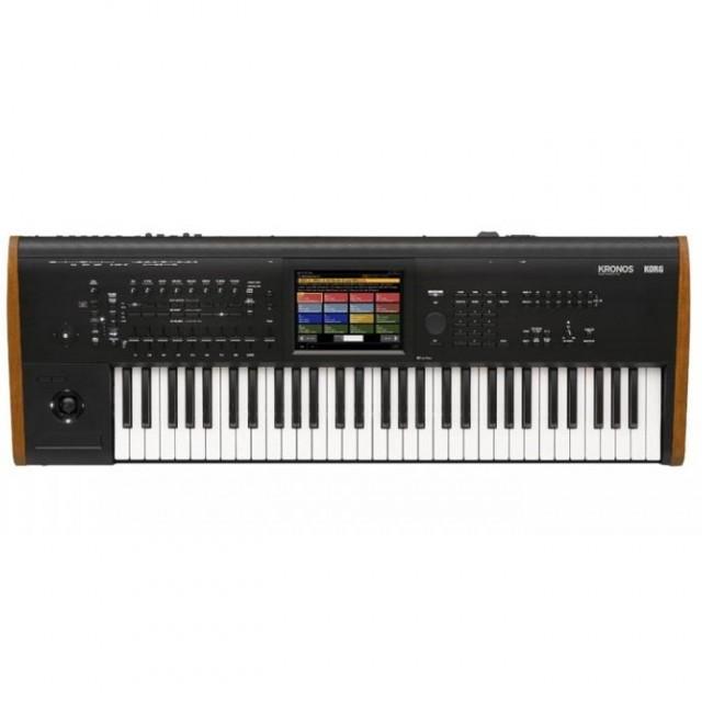 KORG KRONOS-2 61 MUSIC WORKSTATION - Keyboard