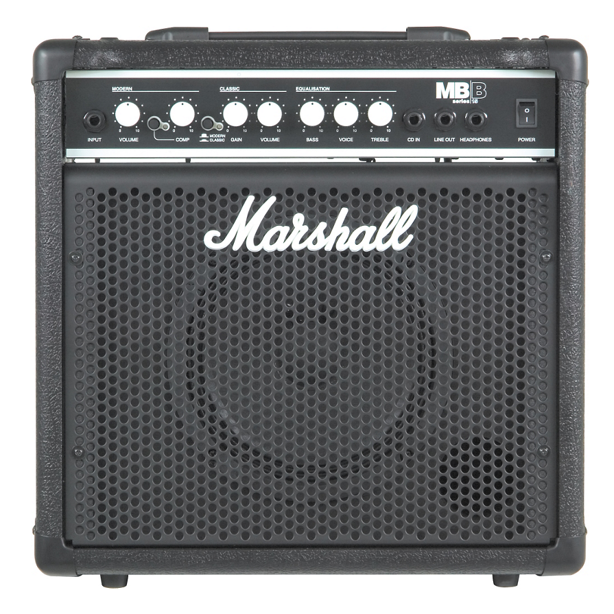 marshall mb15 bass combo amp bass guitar amps bass. Black Bedroom Furniture Sets. Home Design Ideas