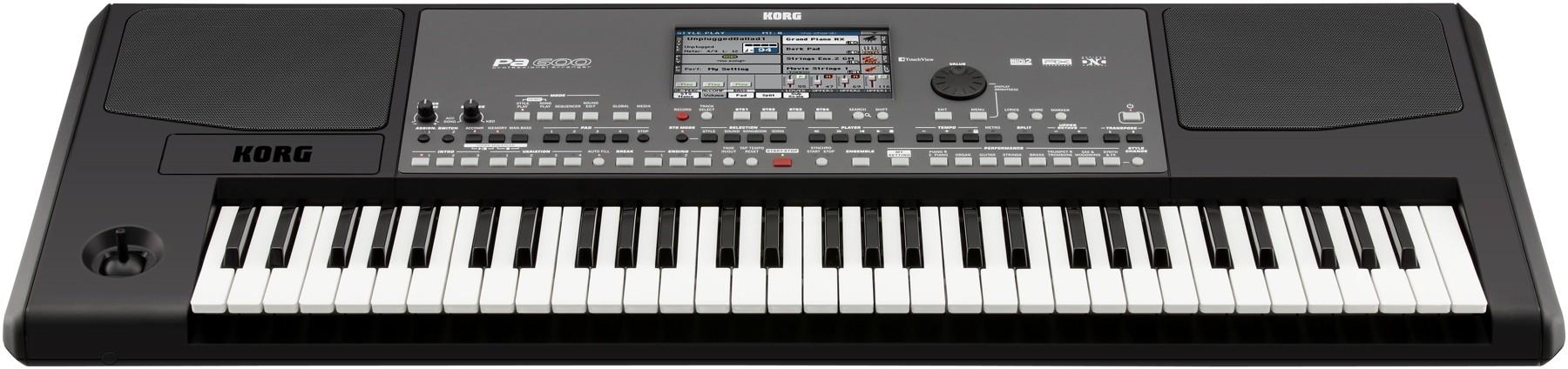 Korg Pa600   Buy Music Professional Arranger   Best Price