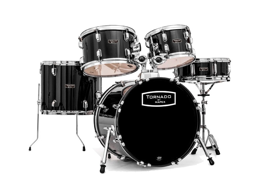 Tornado By Mapex Tnd5844ft Drum Set Drums