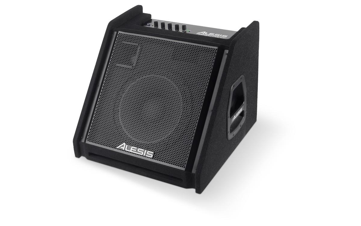 alesis transactive 400 high powered wedge drum amp. Black Bedroom Furniture Sets. Home Design Ideas