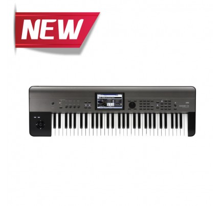 Korg Krome EX 61-key Music Workstation Keyboard