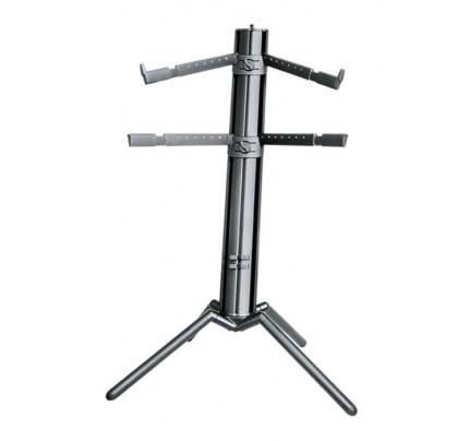 K&M 18860 Spider-Pro Keyboard stand - Black