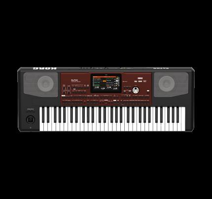 Korg Pa700 Arranger Workstation 61-key Keyboard
