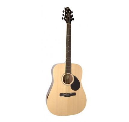 SAMICK D-2 NAT Greg Bennett Design Acoustic Guitar