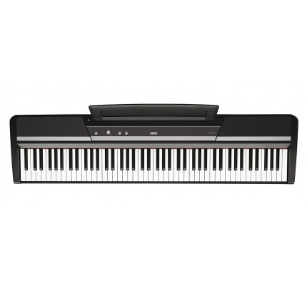 Korg SP 170S-88 Keys Digital Piano-Black