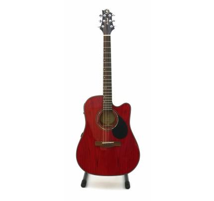 SAMICK D-4 CE TR Greg Bennett Design Acoustic Guitar