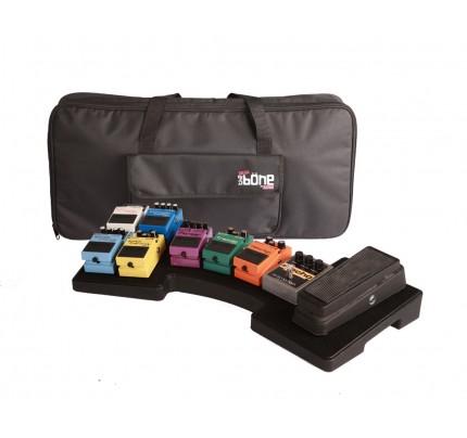 Gator G-MEGA-BONE Molded Mega PE Pedal Board & case