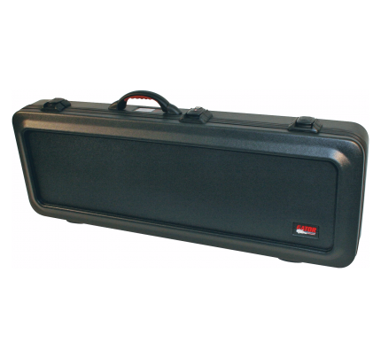 Gator GPE-BASS-TSA Polyethylene Bass Guitar Case