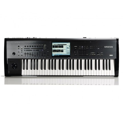 KORG KRONOS 61 Music Workstation Keyboard
