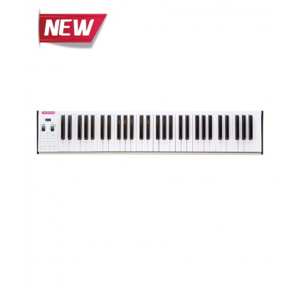 Musberry MSK-61 Keys White Portable Electronic Keyboard