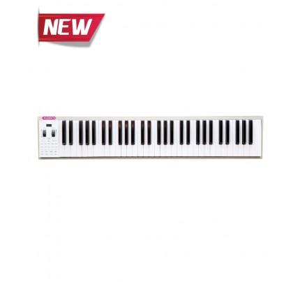 Musberry MSK-61 Keys Gray Portable Electronic Keyboard