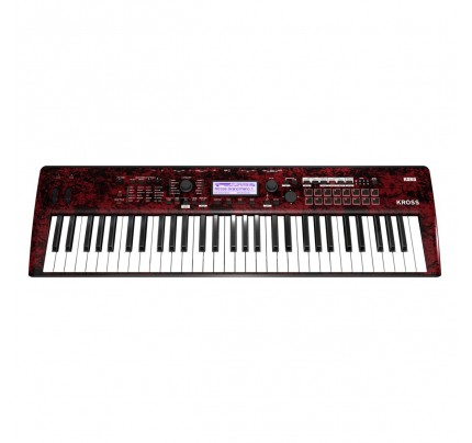 Korg Kross 2 RM 61-key Synthesizer Workstation- Limited Edition
