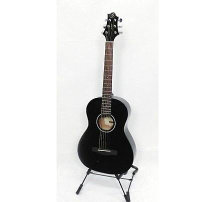 SAMICK ST9-1 BK Greg Bennett Design Acoustic Guitar