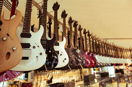 Professional Musical Instruments